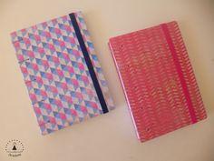 Cadernos artesanais. Mais em: www.facebook.com/jubolinha