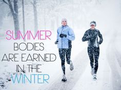 Winter workouts give you the results you want to show off in the spring!