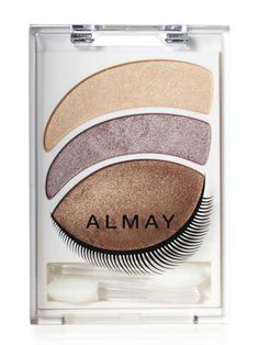 This eye palette's satiny finish rivaled that of our department store favorite.  - GoodHousekeeping.com
