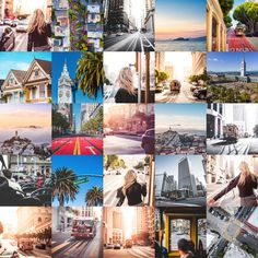 Icons of San Francisco — Click to see collection preview