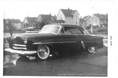 Dick Page Custom Car Photos 1954 Ford, Lead Sled, Album, Kustom, Car Photos, Photo Archive, Car Car, Vintage Photographs, Old Pictures