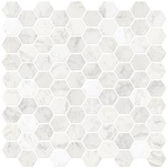 Self Adhesive Backsplash Tiles, Peel Stick Backsplash, White Tile Backsplash, Peel And Stick Tile, Peel And Stick Wallpaper, Kitchen Backsplash, Vinyl Backsplash, Hexagon Backsplash, Vinyl Tiles