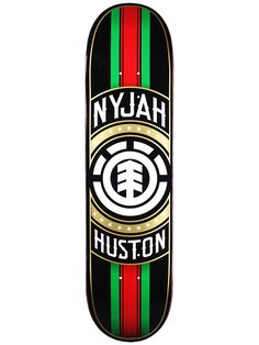 #Element #Nyjah Tastemaker #Skateboard #Deck $49.99