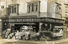 Madeira Fruit Stores in Brighton