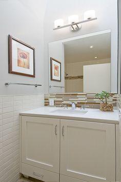33 best bathroom backsplash ideas   bathroom backsplash