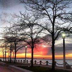 #Cleveland's Voinivich Park