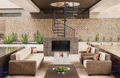Gabion wall – how to use it in the garden landscaping?