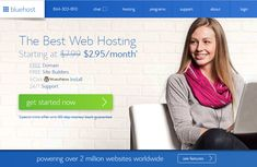 Bluehost Coupon: Shared hosting coupon Grab this 63% off + a FREE Domain to start a WordPress Website or Blog. Bluehost officially recommended by Wordpress