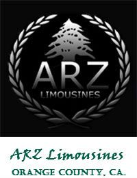 ARZ Limousine In Orange County California