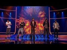 One Direction sing Viva La Vida - The X Factor Live - itv.com/xfactor (watch this with me and laugh your ass off)