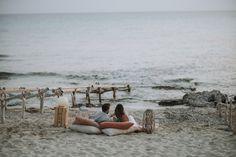 Fotos de Boda Formentera Hard Rock Hotel, Ibiza, Beach Wedding Photography, Beach Mat, Outdoor Blanket, Outdoor Decor, Wedding Videos, Daytime Wedding, Wedding Pictures