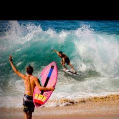 Surfing ❤
