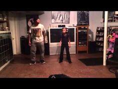 Incroyable danse père-fille! - YouTube