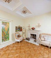 "Sitting Room by Tatiana Bozhovskaya's ""Studio Exclusive Interior"".  Furniture by Fratelli Radice"
