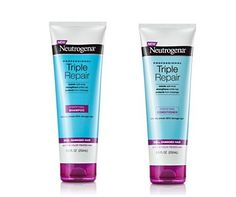 Introducing NEUTROGENA TRIPLE REPAIR SHAMPOO AND CONDITIONER COMBO SET 85oz set. Great Product and follow us to get more updates!