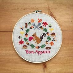 bon appetit  designed by Chie Hiraizumi