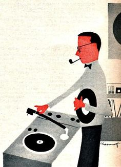 1959 illustration for a consumer reports magazine