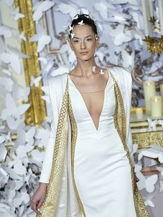 Alexis Mabille Haute Couture Spring-Summer 2014 collection.