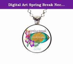 Digital Art Spring Break Necklace Or Keychain Xavier Muskateers University March Madness College Basketball. With this listing you will receive a glass dome pendant and necklace with lobster clasp in organza bag shipped via U.S. mail with tracking number. Package is ready for gift giving. Matching key chains are also available with this design. For key chain choice select your pendant choice and then under necklace options you will select key chain. Four Pendant Choices Available: ANTIQUE...
