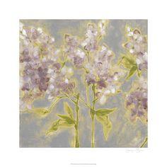 Ethereal Flowers I, by Jennifer Goldberger