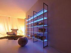LED cupboard