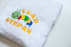 Prosoape personalizate pentru bebelusi si copii!