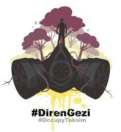 #DirenGezi