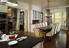 rustic+dining+room | rustic rectangular dining table 23 Unique Dining Room Table Designs