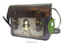 Santoro Gorjuss Satchel On Top Of The World School Uni Kawaii Cute Messenger Bag