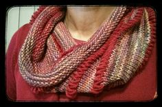 Cowl #scarf, #knitted #accessories