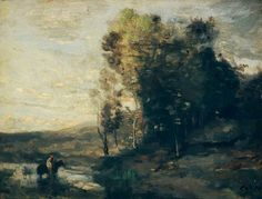 ART & ARTISTS: Camille Corot – part 15
