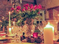 Christmas is a wonderful time to bring out those treasured famly momentos for a vintage feel and fond memories