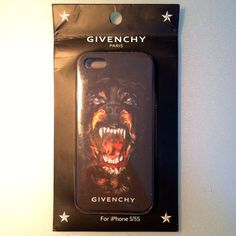 #Givenchy #iPhone5 #iPhone5S #fashion #style