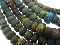 Our Hebron Beads are top notch! www.happymangobeads.com #jewelry #statement