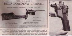 Broom Handle, Firearms, Guns, Weapons, Adventure, Steel, Weapons Guns, Weapons Guns, Weapon