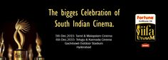 India's biggest celebration of Cinema, celebrating South Indian Cinema like never before. Marking a landmark event in the illustrious history of the Cinema of South India, The International Indian Film Academy (IIFA) has announced IIFA UTSAVAM  on deceamber 2015