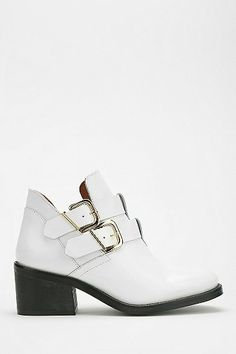 Miista Luna Buckled Ankle Boot