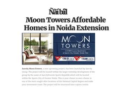 Aarcity Moon Towers Affordable Homes in Noida Extension