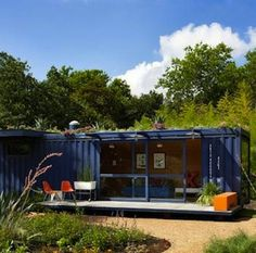 Another great shipping container refab. http://www.bobvila.com/tiny-house/33953-11-tiny-houses-we-love/slideshows#!2