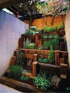 M s de 1000 ideas sobre dise o de jardin en pinterest - Paisajismo jardines pequenos ...