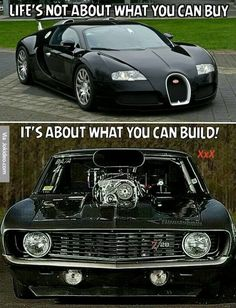 Lifes not about what you can buy - car memes - http://www.jokideo.com/