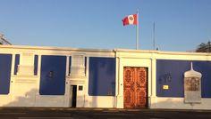 BCR (Banco Central de Reserva): Casona utilizada por la familia Urquiza Calonge.