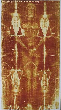 See The Holy Image of Jesus in the Shroud of Turin.
