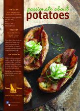 Idaho® Potato Baked Potato Pork Belly Pastrami #RichardDeShantz #MeatandPotatoes