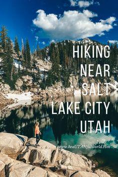 Salt Lake City Hikes, Salt Lake City Utah, Salt Lake City Skiing, Downtown Salt Lake City, Capitol Reef National Park, Zion National Park, National Parks, Brighton Ski, Road Trip