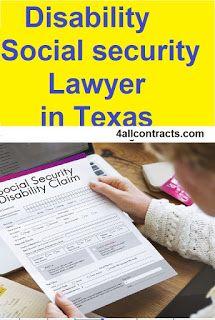 Social Security Disability Attorneys In Texasall Representatives