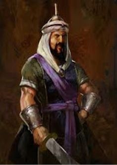 [Montgisard]. Saladin had spread his army out into small groups to pillage and attack scattered locations. The small force he thought he needed to confront King Baldwin IV was inadequate.