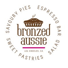 "Bronzed Aussie, Gourmet Pie Shop & Espresso Bar, 714 S Los Angeles St, Ste 714A, Los Angeles, CA 90014 (personal-size pies - classic beef, veggie ""brekkie"" pie, imported Australian Longshot Coffee - flat white or long black, Lamington for dessert) $"