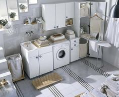 35 Perfect Laundry Room Accessories Decorations Ideas