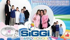 Grembiuli Happy SCHOOL Da Intimo Romano http://affariok.blogspot.it/